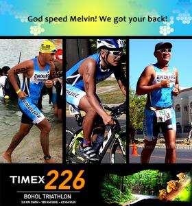 Melvin competing at Bohol 226