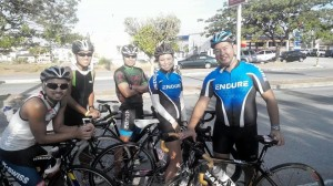 Training ride in DH/DR with Teammate Rico and Endure Aspirants